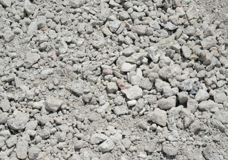 Recycled Concrete