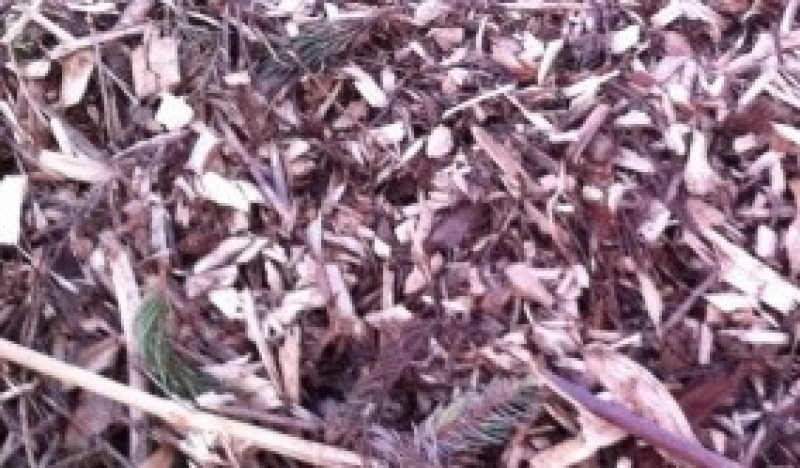 Rough Mulch