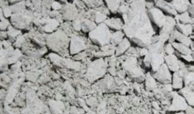 "2"" (50mm) Crusher Run Limestone"
